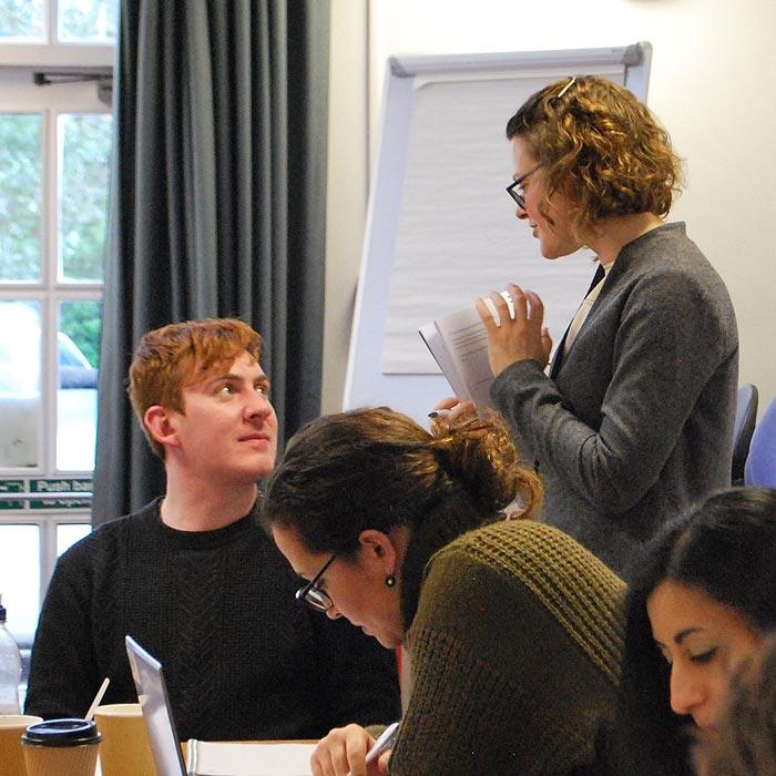 Scriptoria delivers training courses to almost 300 participants