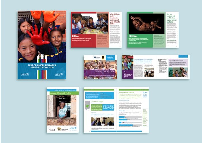 Scriptoria brings out the best of UNICEF research
